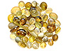 Chrysoberyl Closeout Mixed shapes Translucent