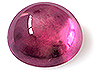 Rhodolite Calibrated Round Translucent