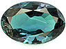 Alexandrite Single Oval Slightly included