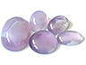 Chalcedony Closeout Mixed shapes Translucent
