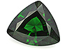 Chrome Tourmaline Single Fancy Eye clean