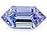 Tanzanite Single Fancy Eye clean