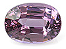 Spinel Single Oval Eye clean to Slightly included