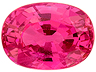 Spinel Single Oval Slightly to Moderately included