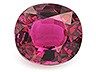 Tourmaline Single Oval Slightly to Moderately included