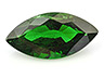 Tsavorite Single Marquise Slightly to Moderately included