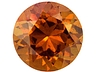 Hessonite Round 0.870 CTS