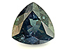 Alexandrite Single Trillion Slightly to Moderately included