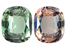 Alexandrite Single Oval Eye clean