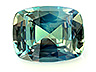 Alexandrite  Cushion Slightly to Moderately included
