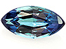 Alexandrite Single Marquise Eye clean