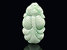 Jadeite Carving Goldfish Translucent