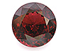 Rhodolite Closeout Round Slightly included