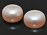 Freshwater Pearl Button 2.560 CTS