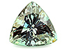 Alexandrite Single Trillion Eye clean