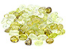 Chrysoberyl Closeout Mixed shapes Slightly to Heavily included