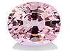 Spinel Single Oval Slightly included