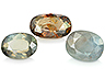 Alexandrite Closeout Oval Moderately to Heavily included