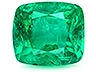 Emerald Single Cushion Moderately to Heavily included
