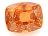 Spessartite Cushion 4.420 CTS
