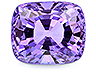 Tanzanite Single Cushion Slightly included