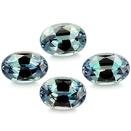 Alexandrite  Oval Eye clean